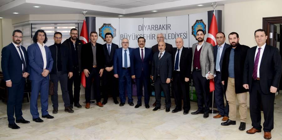 18. ONKUR Genel Kurul Toplantısı Diyarbakır'da Yapıldı